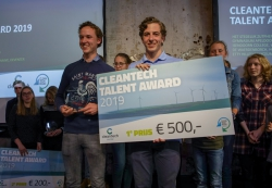 Cleantech Talent Award 2019